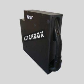 Шланг в кассете 4,5 м Kitchbox