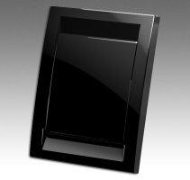 Пневморозетка  Deco цвет черный