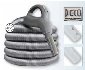 Набор для уборки Decovac со шлангом 12 м.